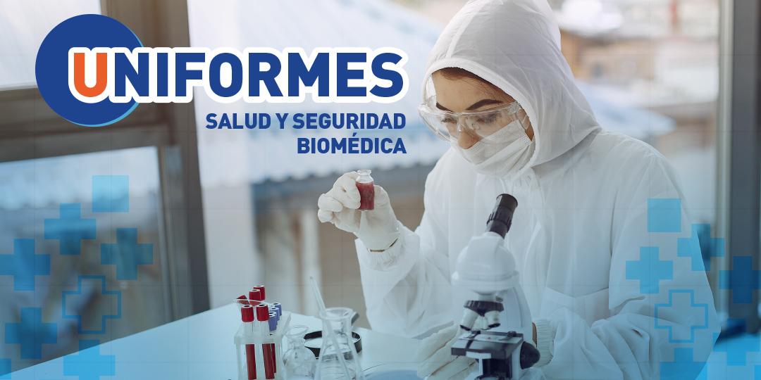 Salud y Seguridad Biomédica